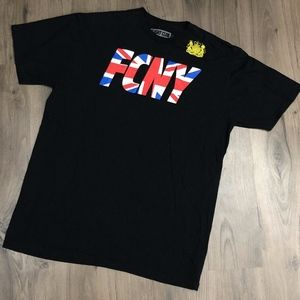 Flight Club FCNY Union Jack T Shirt XL